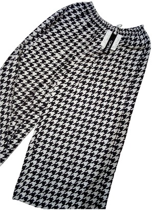 Max & Co. Black Silk Skirt for Women