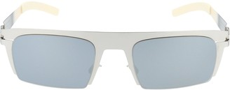 Mykita Rectangle Frame Sunglasses