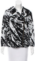 Helmut Lang Printed Hooded Sweatshirt