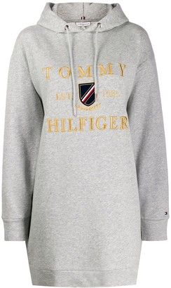 Tommy Hilfiger hooded sweater dress