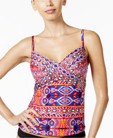 LaBlanca La Blanca Global Perspective Underwire Tankini Top