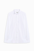Maison Margiela Removable Collar Dress Shirt