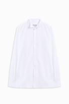Maison Margiela Removable Collar Dress Shirt