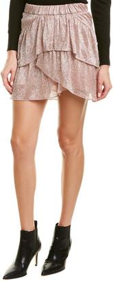 IRO Huge Mini Skirt