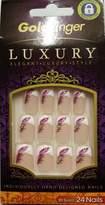 Kiss Finger Luxury Design Glam