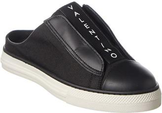 Valentino By Mario Valentino Viola Leather Slide Sneaker