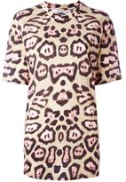 Givenchy leopard print T-shirt