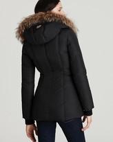 Mackage Adali Down Coat with Fur Hood