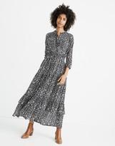 Madewell Banjanan Bazaar Midi Dress