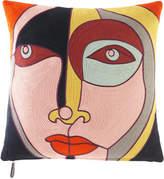 "Global Views Paloma Pillow, 20""Sq."