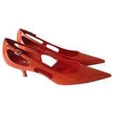 Prada Patent leather sandal