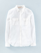 Boden Crinkle Cotton Shirt
