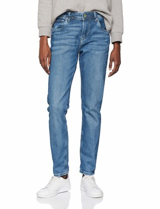 Pepe Jeans Women's Violet Wiser Pl201742 Straight Jeans