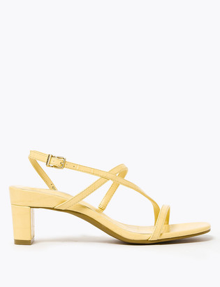 Marks and Spencer Strappy Open Toe Sandals