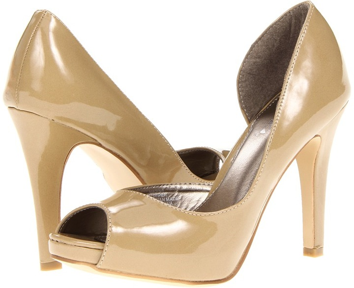 Type Z Nadina (Black Patent) - Footwear
