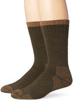 Dickies Men's Comfort Outdoor Socks, 2 Pairs