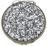 Kate Spade NEW Simply Sparkling Silver Compact Mirror