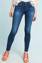 Anthropologie AG The Legging Low-Rise Skinny Ankle Jeans