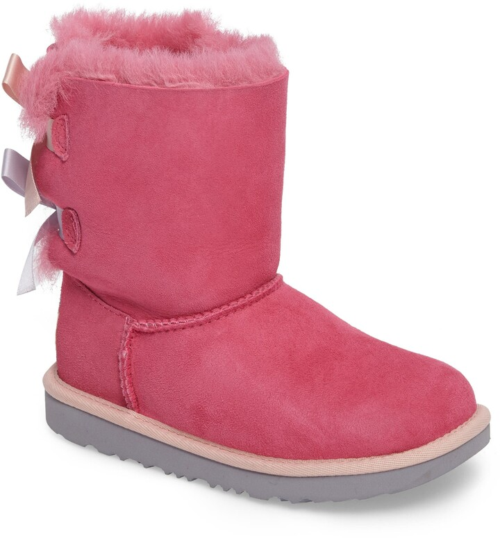 cc93912e1fd Bailey Bow II Water Resistant Genuine Shearling Boot