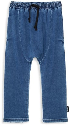 Nununu Little Boy's Denim Harem Pants