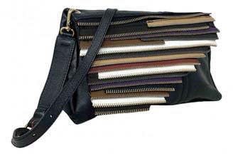 Coccinelle Black Leather Handbags