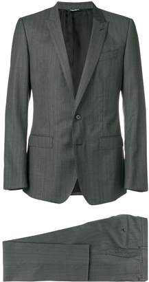Dolce & Gabbana striped two-piece suit