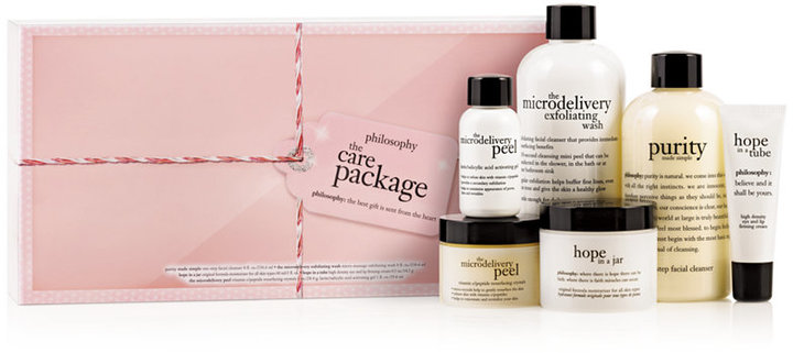 philosophy The Care Package Skincare Value Set