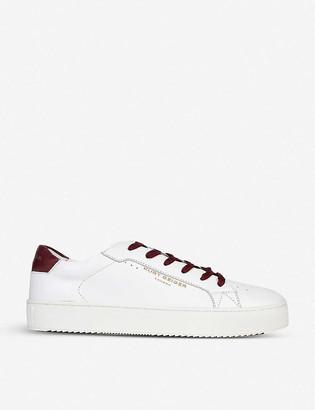 Kurt Geiger Sonny leather trainers