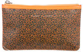 Proenza Schouler Abstract Print Pouch