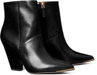 Tory Burch Lila Pointed Toe Bootie