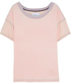 Current/Elliott The Desert Days Slub Cotton-jersey T-shirt