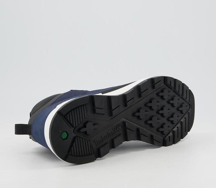 Thumbnail for your product : Timberland Eurosprint Trekker Super Ox Boots Navy Nubuck