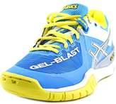 Asics Gel-blast 6 Women Round Toe Synthetic Blue Running Shoe.