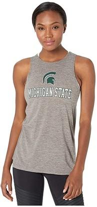 Champion College Michigan State Spartans Marathon III Tank