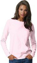 Hanes Ladies' ComfortSoft Cotton Long-Sleeve T-Shirt - XL