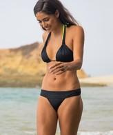 Reef Core Solids Adjustable Halter Bikini Top