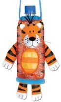 Stephen Joseph Tiger Bottle Buddy in Orange