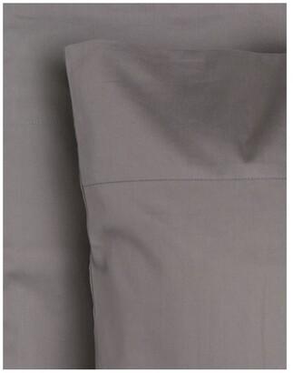 Heritage Pima Cotton 400TC Sheet Set in Grey