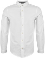 Original Penguin Core Oxford Shirt White