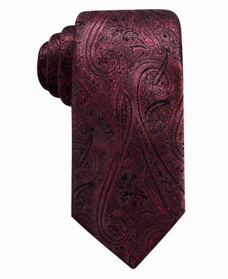 Ryan Seacrest Distinction Men Felipe Slim Paisley Tie