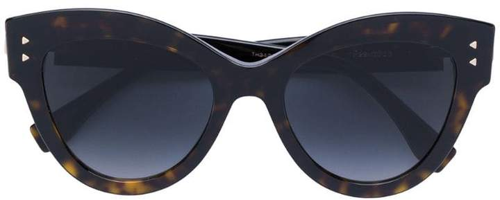 799aac2a93 Fendi Brown Sunglasses For Women - ShopStyle Canada