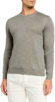 Ralph Lauren Purple Label Men's Cashmere Crewneck Sweater