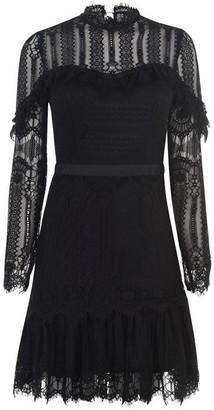Bardot Tessie Lace Dress