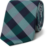 David Jones Bold Check Tie