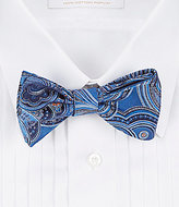 Daniel Cremieux Great Paisley Silk Bow Tie