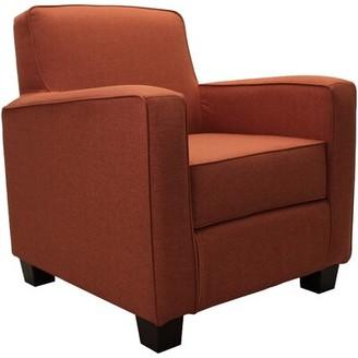 Ramsay Armchair Latitude Run Upholstery: Mango
