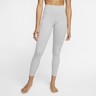 Nike Women's Infinalon 7/8 Tights Yoga Luxe