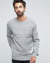 Edwin Lambswool Sweater