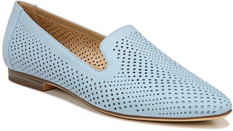Naturalizer Perforated Leather Loafers - Lorna2