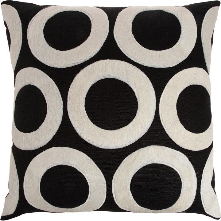 "Barneys New York Open Circle 22"" Pillow"